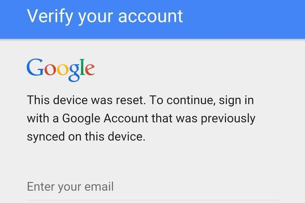 Selling An Used Android Device? Remember To Disable Anti-Theft!